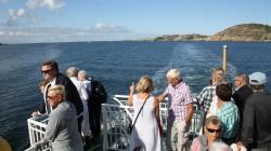 Båtturer i Bohuslän
