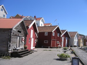 Sjöbodar - Grundsund