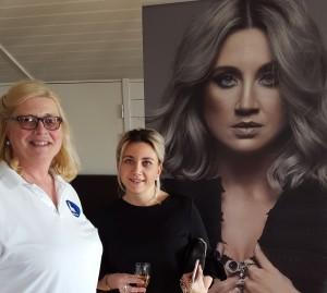 Camilla plus Åsa