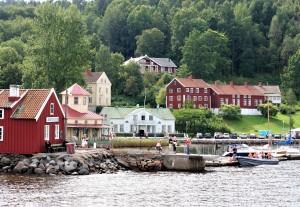 Strand vid Gustafsberg